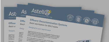 AstellBio Effluent Decontamination Systems (EDS) Brochure